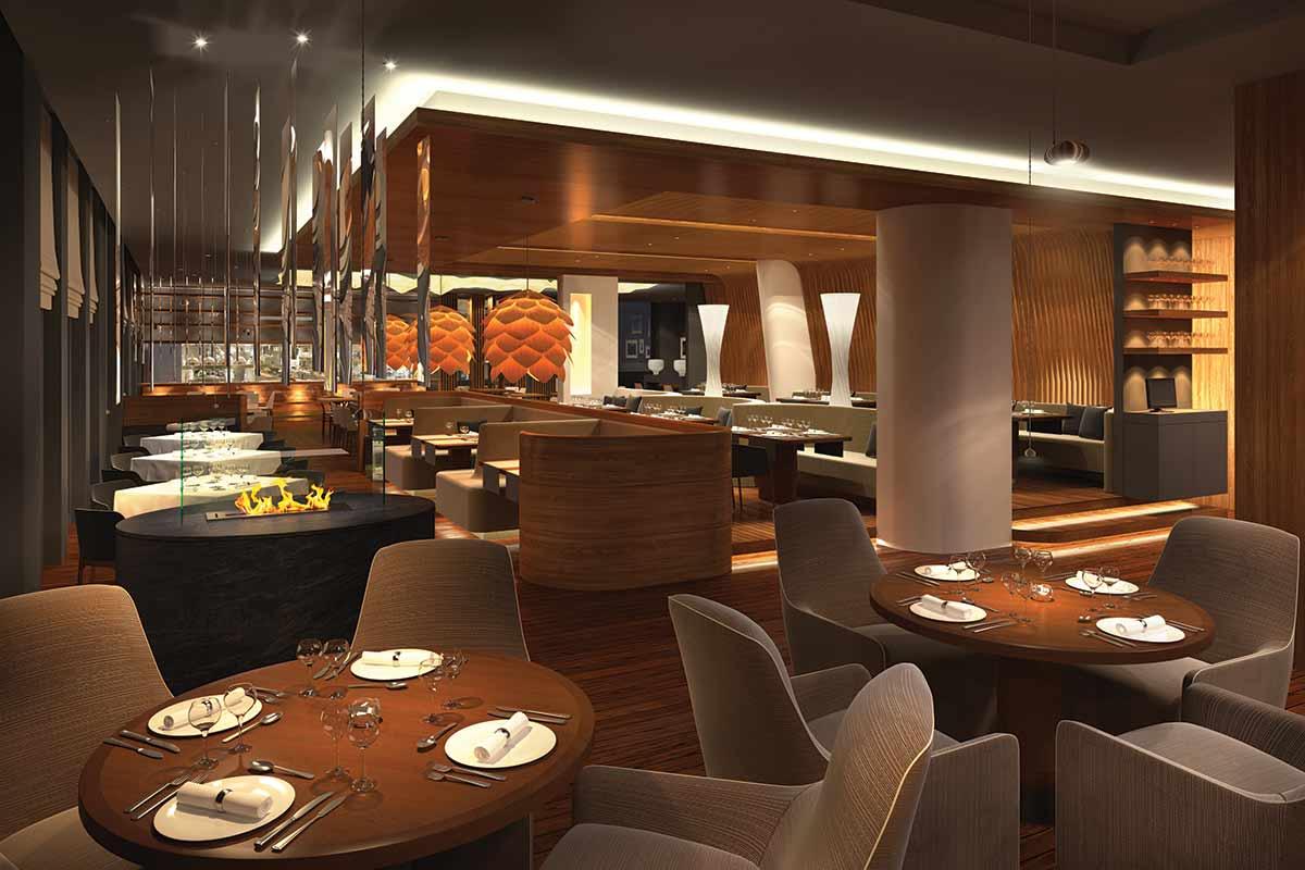 Hotel - Restaurant